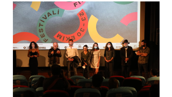 National Competition films again met with the audiences at the third day of 8th Bosphorus Film Festival